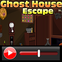 Ghost House Escape Walkth…