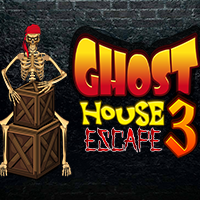 Ghost House Escape 3 Walk…