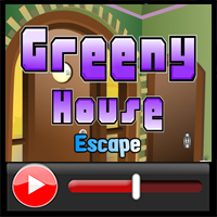Greeny House Escape Walkt…
