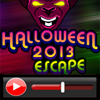 Halloween 2013 Escape Wal…