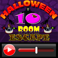 Halloween 10 Room Escape …