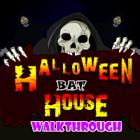 Halloween Bat House Escap…