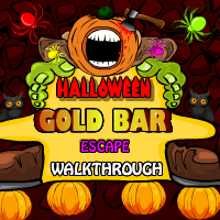 Halloween Gold Bar Escape…