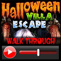 Halloween Villa Escape Wa…