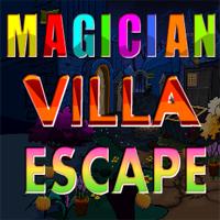 Magician Villa Escape