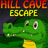Hill Cave Escape