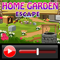 Home Garden Escape Walkth…