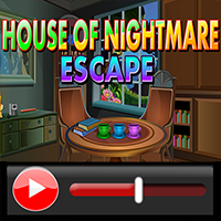 House Of Nightmare Escape…