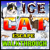 Ice Cat Escape Game Walkt…