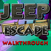 Jeep Escape Walkthrough