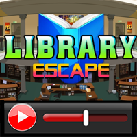 Library Escape Walkthroug…