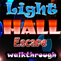 Light Hall Escape WalkThr…