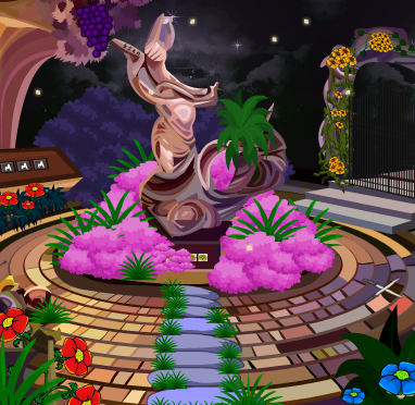 Magical Garden Escape