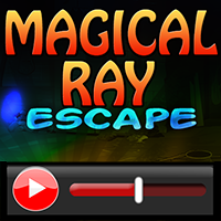 Magical Ray Escape Walkth…