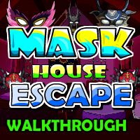 Mask House Escape Walkthr…