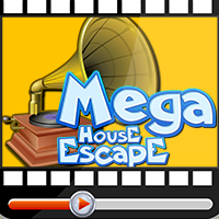Mega House Escape Walkthr…