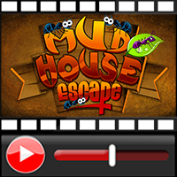 Mud House Escape Walkthro…