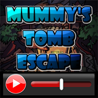 Mummys Tomb Escape Game W…