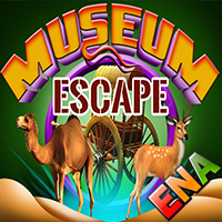 Museum Escape Walkthrough