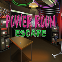 Power Room Escape Walkthr…