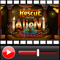 Rescue From Alien Walkthr…