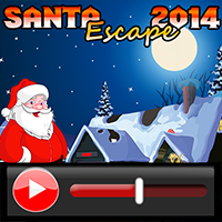Santa Escape 2014 Walkthr…