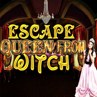 Escape Queen From Witch