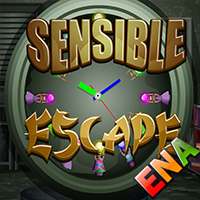 Sensible Escape Walkthrou…