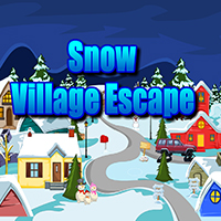 Snow Village Escape
