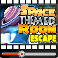 Space Themed Room Escape …
