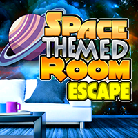 Space Themed Room Escape
