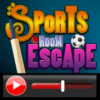 Sports Room Escape Walkth…