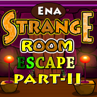 Strange Room Escape 2