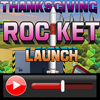 Thanksgiving Rocket Launc…