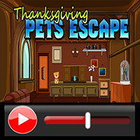Thanksgiving Pets Escape …