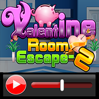 Valentine Room Escape 2 W…