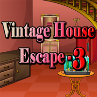Vintage House Escape 3