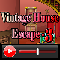 Vintage House Escape 3 Wa…