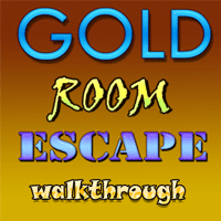 Gold Room Escape WalkThro…