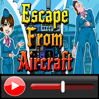 Escape From Aircraft Walk…