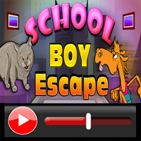 Ena School Boy Escape Wal…