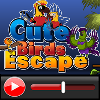 Ena Cute Bird Escape Walk…