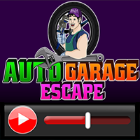 Auto Garage Escape Walkth…