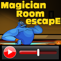 Magician Room Escape Walk…