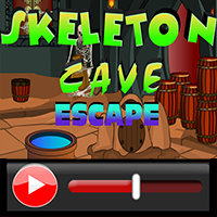 Skeleton Cave Escape Walk…