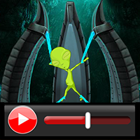 Ena Alien Ship Escape Wal…