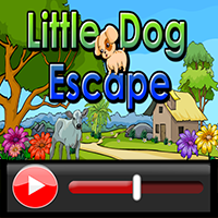 Little Dog Escape Walkthr…