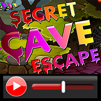 Secret Cave Escape Walkth…