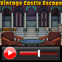 Vintage Castle Escape Wal…