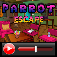 Parrot Escape Walkthrough